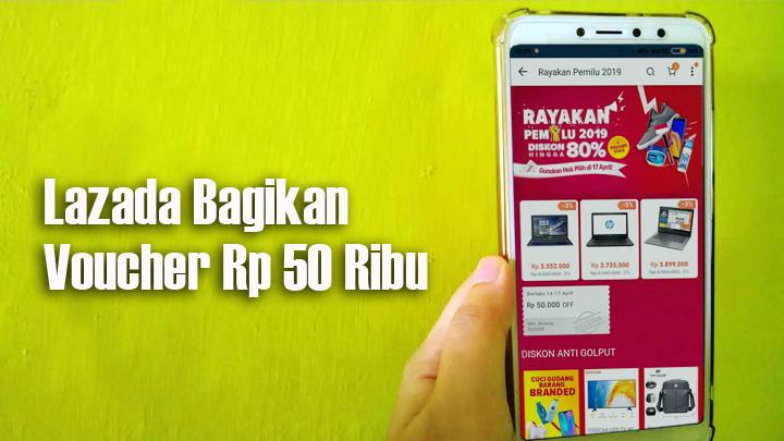 Koropak.co.id - Pemilu 2019, E-Commerce Bagikan Promo Seru (3)