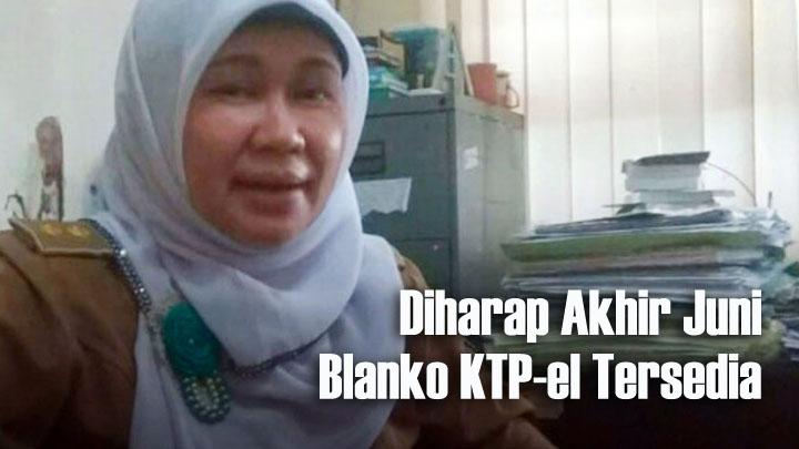 Koropak.co.id - Pemohon Membeludak, di Kabupaten Tasikmalaya Blanko KTP-el Nihil (2)