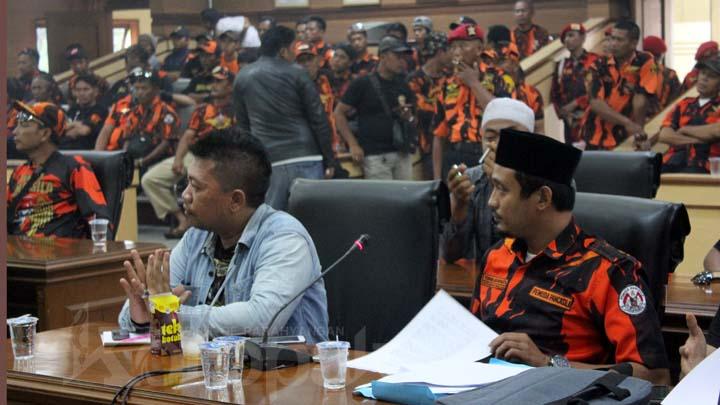 Koropak.co.id - Pemuda Pancasila Tuntut Raperda Dana Cadangan Dikaji Ulang (1)