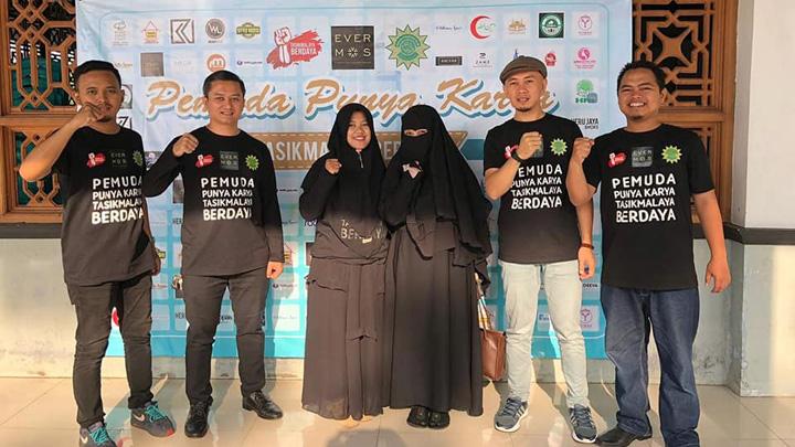Koropak.co.id - Pemuda Persis Kota Tasikmalaya Tentukan Ketua Baru 2