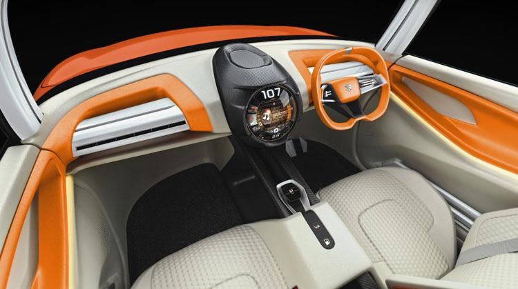 Penampilan Suzuki Future-S Concept