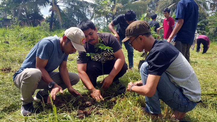 Koropak.co.id - Penanaman 1000 Bibit Pohon Kembalikan Ekosistem Alam (2)