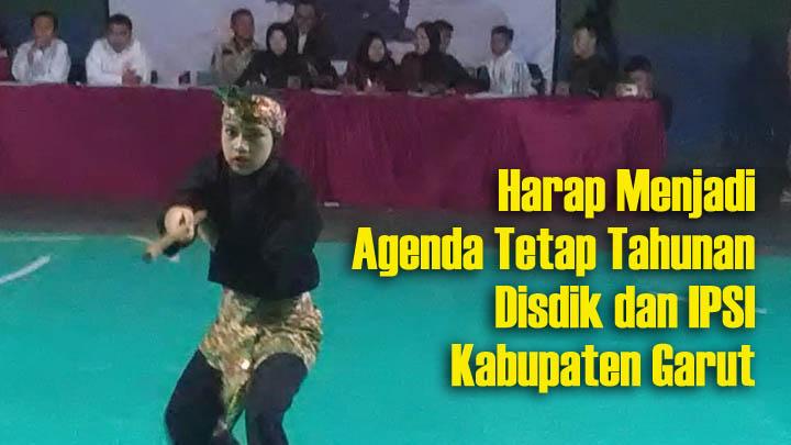 Koropak.co.id - Pencak Silat Kadisdik Cup 2019, Jaring Bibit Atlet Baru (2)