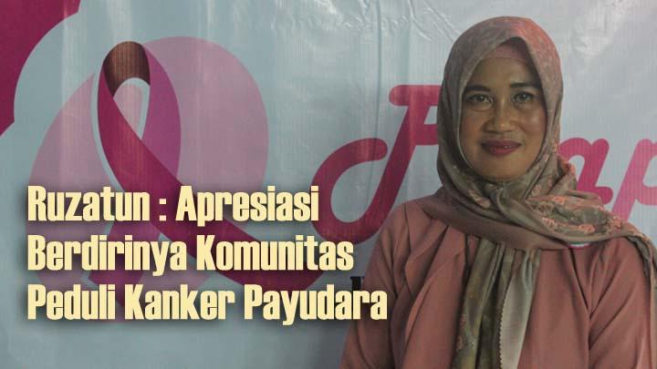 Koropak.co.id - Penderita Kanker Payudara di Kota Tasikmalaya Meningkat (2)