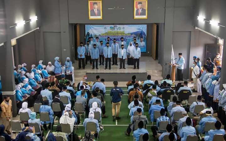 Koropak.co.id - Pengurus BKPRMI Kota Tasikmalaya periode 2020-2024 Resmi Dilantik (2)