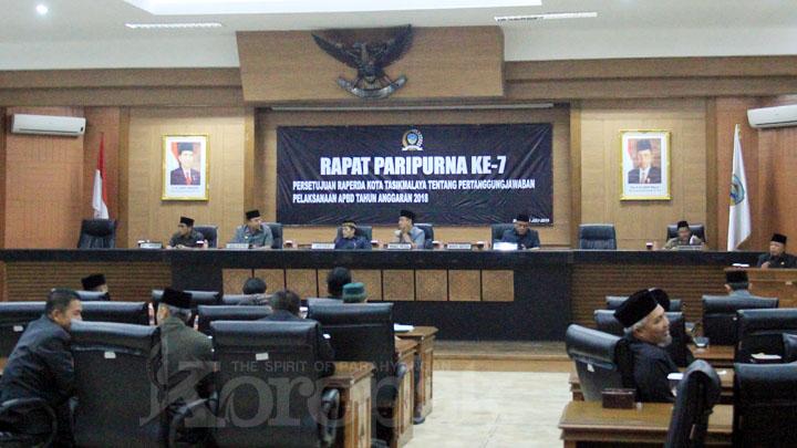 Koropak.co.id - Peningkatan Pendapatan Kota Tasikmalaya Jadi Bidikan Dewan (2)