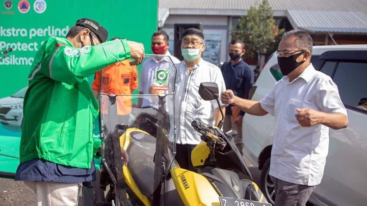 Koropak.co.id - Perangi Covid-19, Grab Luncurkan Extra Proteksi di Kota Tasikmalaya