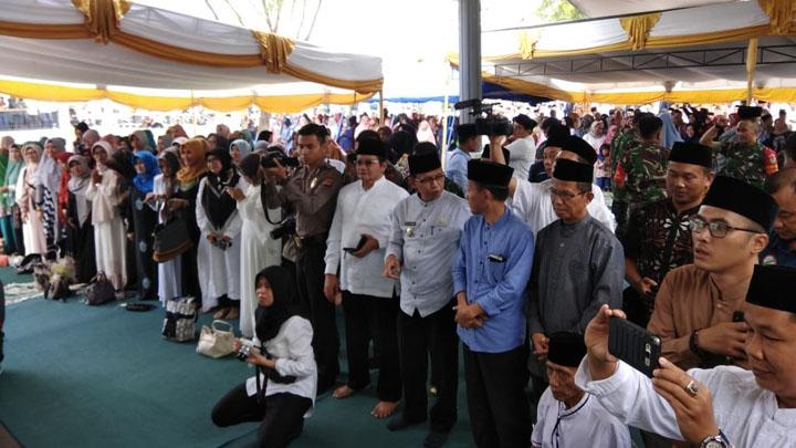 Koropak.co.id - Pererat Persaudaraan, Bupati Ade Gelar Halalbihalal (2)