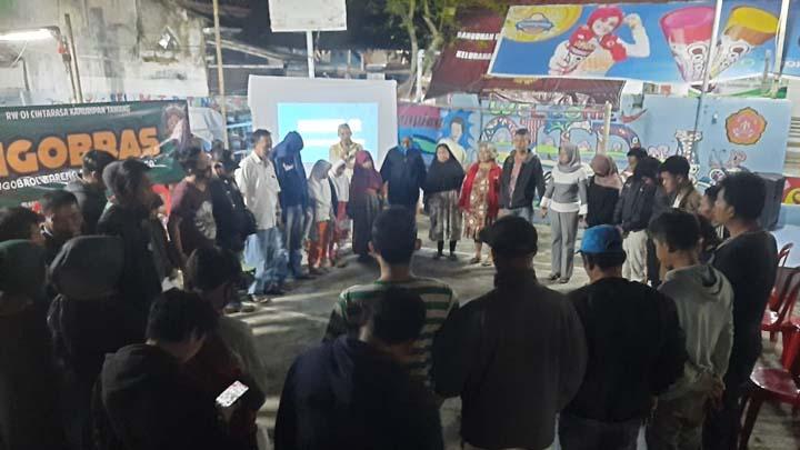 Koropak.co.id - Pererat Tali Silaturahmi, Karang Taruna di Kota Tasikmalaya Gelar Ngobrol Bareng (2)