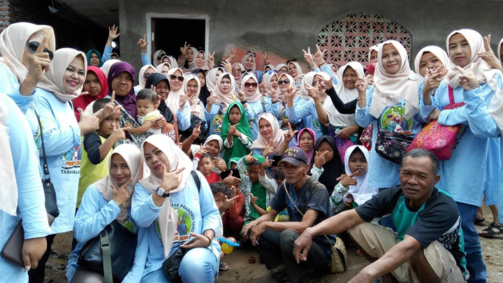Koropak.co.id - Permata PADI Tasikmalaya Salurkan Bantuan ke Cipatujah (5)