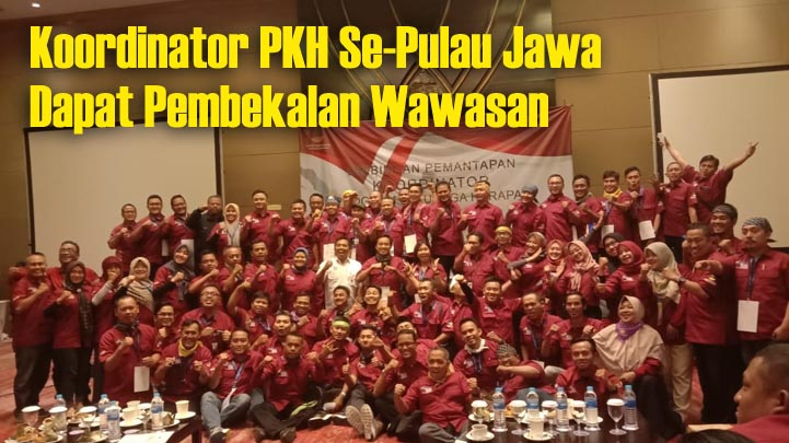 Koropak.co.id - Permudah Pemantauan Bansos, Menteri Sosial Launching Aplikasi E-PKH (1)