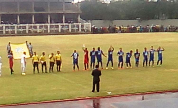 Persib Bandung Cukur Habis Priangan Selection