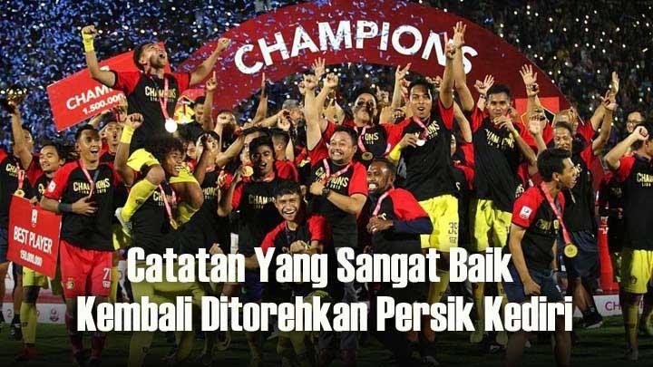 Koropak.co.id - Persik Kediri Menjadi Juara Liga 2 Indonesia (1)