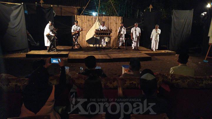 Koropak.co.id - Pertontonkan Wayang dan Dalang, Teater Sensasi Raih Apresiasi Masyarakat (2)
