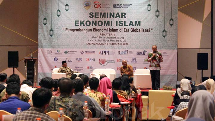 Koropak.co.id - Pertumbuhan Ekonomi Syariah di Kota Tasikmalaya Kurang Bergeliat (1)