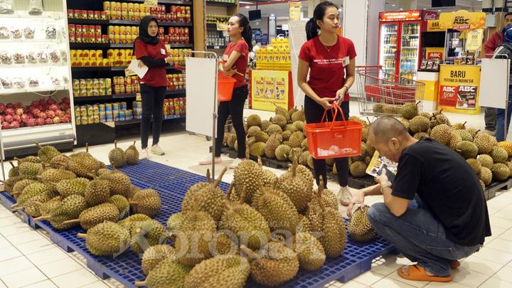Koropak.co.id - Pesta Durian Suguhkan Durian Kualitas Dunia (2)