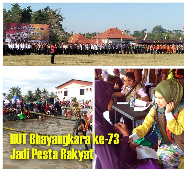 Koropak.co.id - Pesta Rakyat, Puncak Kemeriahan HUT ke-73 Bhayangkara (3)
