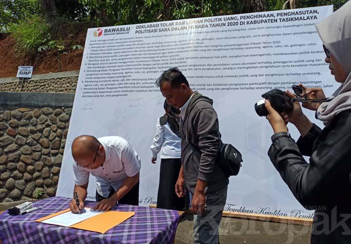 Koropak.co.id - Pilkada Kabupaten Tasikmalaya Jangan Hasilkan Pejabat Korup (2)