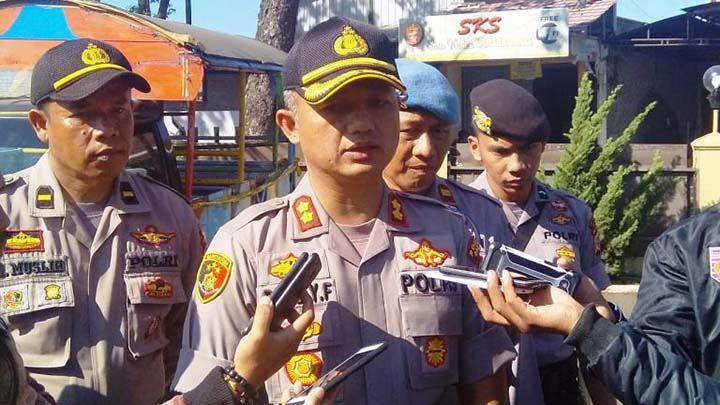 Koropak.co.id - Pilkades Serentak di Kabupaten Garut Berjalan Lancar