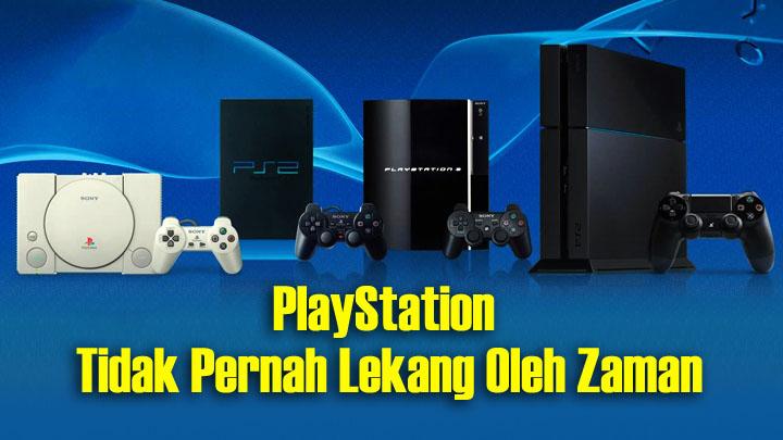 Koropak.co.id - PlayStation Masih Disukai Para Gamers