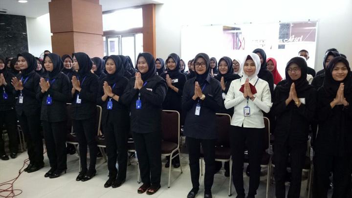 Plaza Asia Gelar Kembali Pelatihan Karyawan