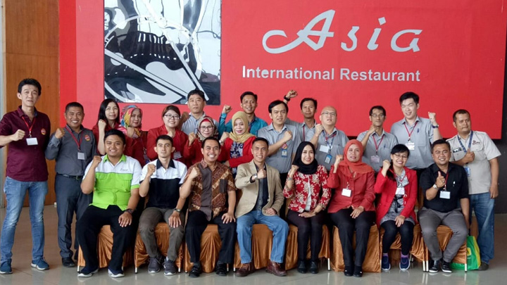 Koropak.co.id - Plaza Asia Gelar Training Staff Asia Group (2)