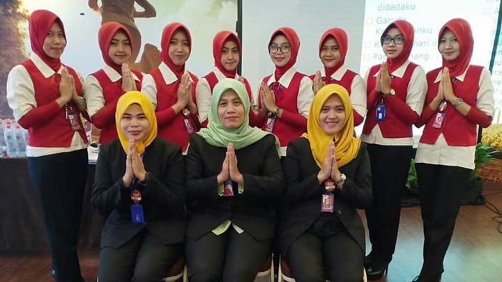 Plaza Asia Sumedang Gelar Training Session