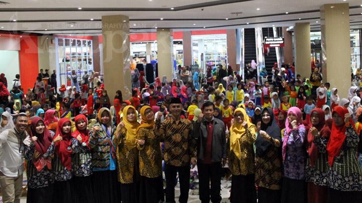 Koropak.co.id - Plaza Asia Wadah Bagi Anak Tunjukan Kreativitasnya (1)