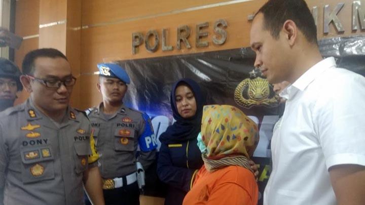 Koropak.co.id - Polisi Bongkar Bisnis Prostitusi Online di Tasikmalaya