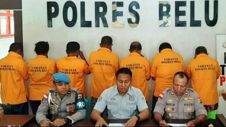 Koropak.co.id - Polisi Tetapkan 7 Tersangka Penyiksaan Keji di NTT (1)