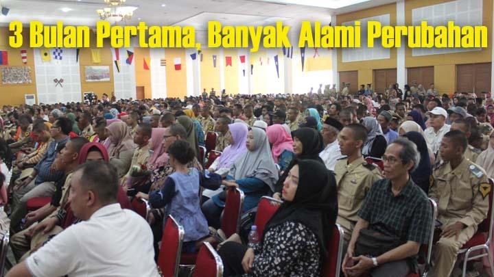 Koropak.co.id - Politeknik Pelayaran Banten Bentuk Karakter Pribadi Disiplin (2)