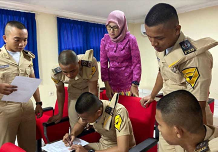 Koropak.co.id - Politeknik Pelayaran Banten Berkomitmen Penuhi Serapan SDM Pelayaran