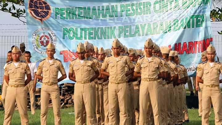 Koropak.co.id - Politeknik Pelayaran Banten Gelar Kemah Pesisir Bahari Tingkat SMA (2)