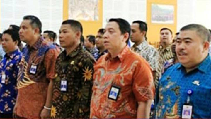 Koropak.co.id - Politeknik Pelayaran Banten Kukuhkan 17 Pejabat Baru (1)
