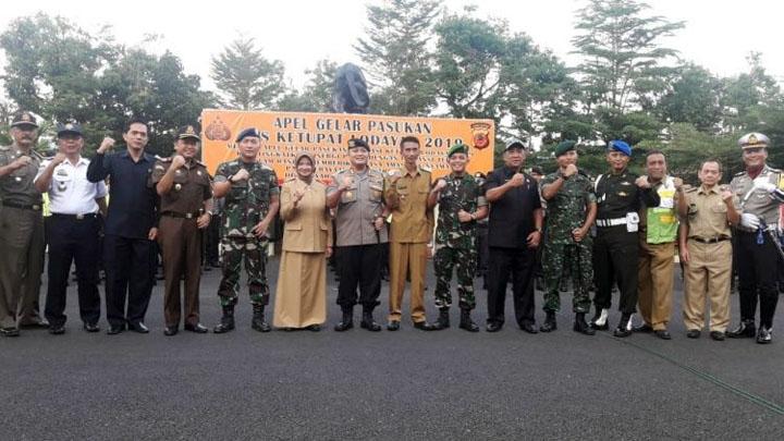 Koropak.co.id - Polres Banjar Bentuk Tim Penolong Terpadu (2)