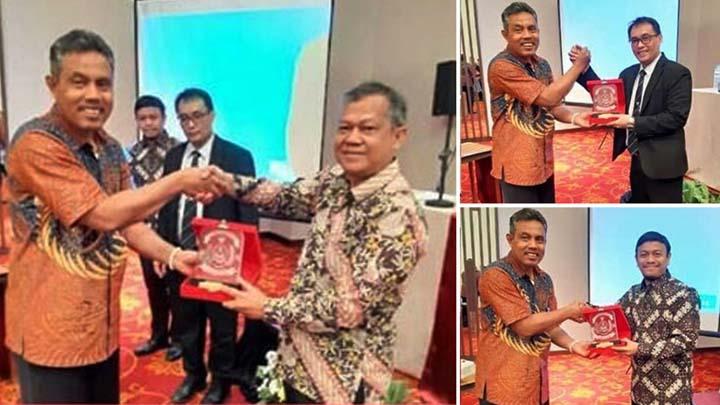 Koropak.co.id - Poltekpel Banten Berikan Diklat Instruktur dan Dosen