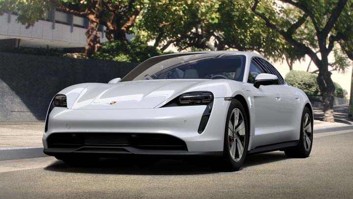 Koropak.co.id - Porsche Unjuk Gigi Kembali Dengan Luncurkan Taycan, Mobil Listrik Terbaru