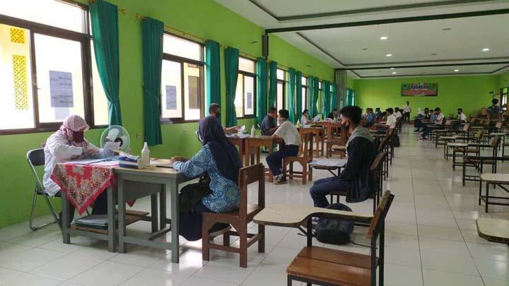 Koropak.co.id - PPDB Tingkat SMASMK Resmi Ditutup, SMKN 2 Tasikmalaya Siap Mulai Tahun Ajaran Baru