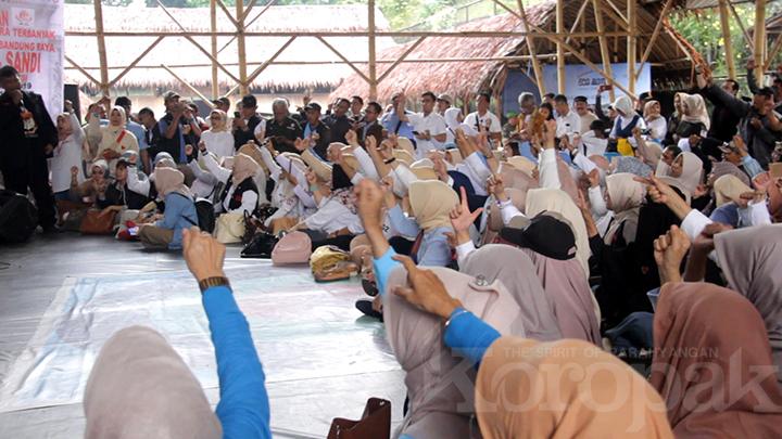 Koropak.co.id -  Prabowo Antarkan Indonesia Lebih Disegani (2)