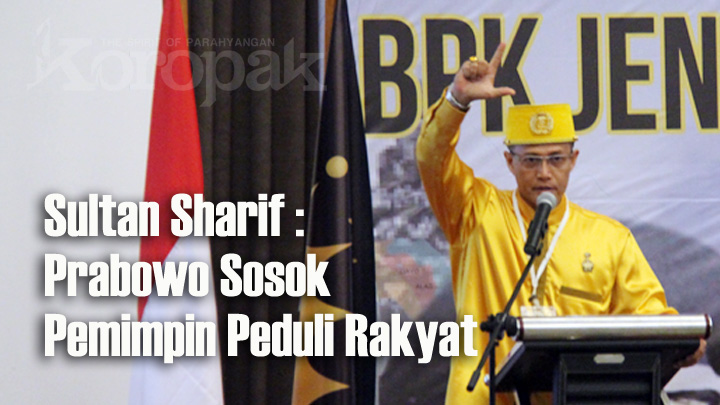Koropak.co.id - Prabowo, Sosok Nasionalis Tanpa Pandang Bulu 1