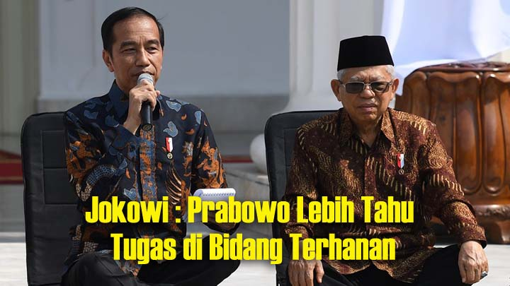 Koropak.co.id - Prabowo Subianto Ditunjuk Jadi Menteri Pertahanan (2)