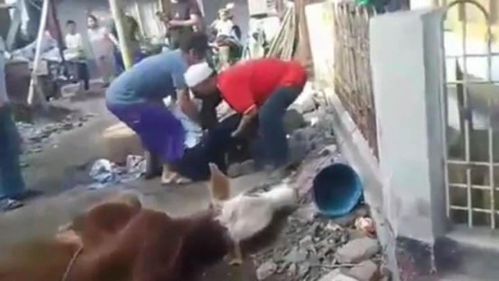 Koropak.co.id - Pria Asal Cimahi Meninggal Dunia Saat Hendak Menyembelih Hewan Kurban (4)