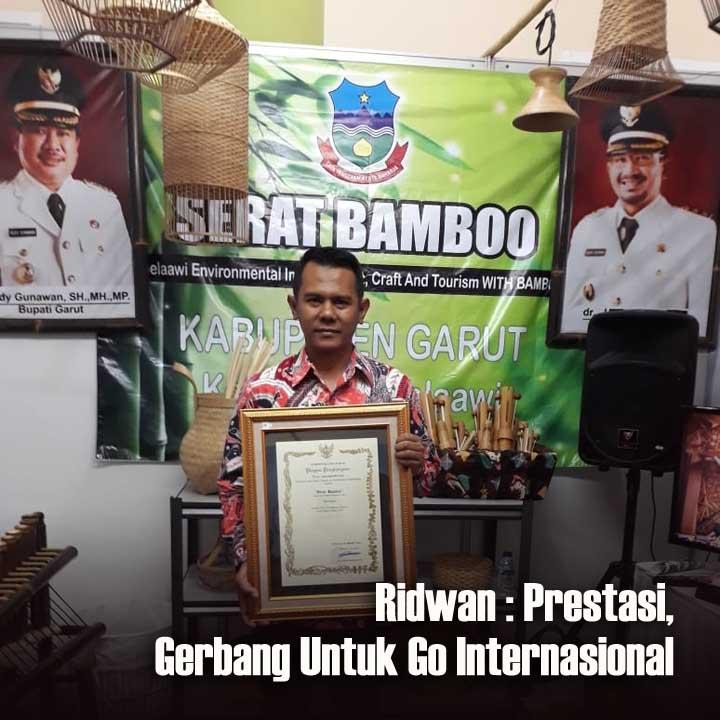 Koropak.co.id -  Produk Inovasi Bambu Dari Selaawi Garut Raih Penghargaan (2)