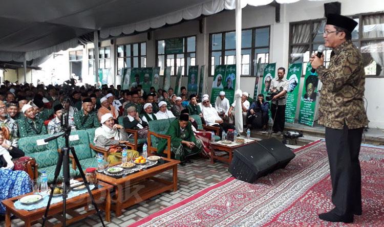 Ketua PBNU Bersilaturahmi Dengan Alim Ulama SePriangan Timur