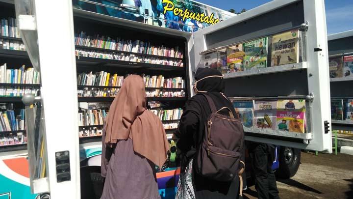 Koropak.co.id - Program Kolecer Dorong Masyarakat Gemar Membaca (2)