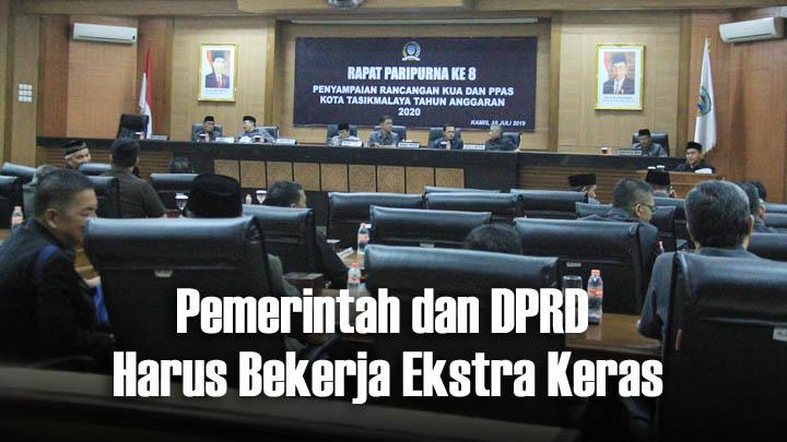 Koropak.co.id - Program Rp 1,39 Miliar Per Kelurahan, Inilah Tanggapan Dewan (2)