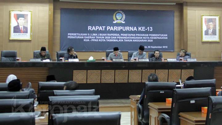 Koropak.co.id - Propemperda 2020, Dewan Usulkan 31 Judul Raperda Untuk Dibahas di 2020 (2)