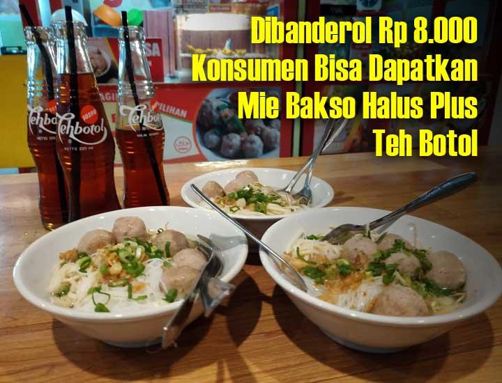 Koropak.co.id - Puaskan Konsumen, Mie Bakso TJ Kembali Berikan Harga Spesial (2)