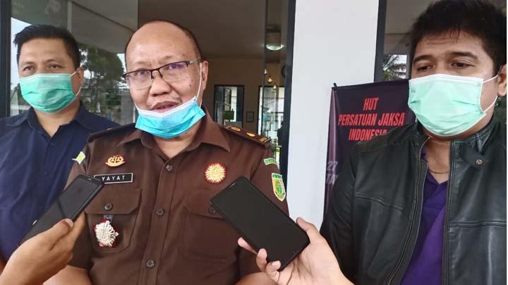 Koropak.co.id - Pulang Ke Rumah, Mantan Kades di Tasikmalaya Ditangkap Aparat