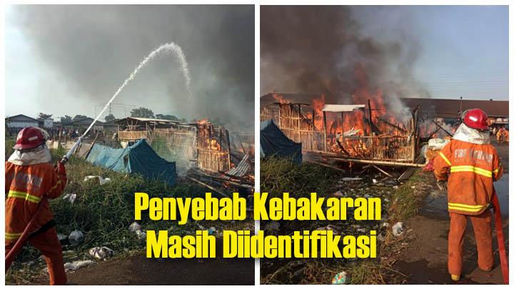 Koropak.co.id - Puluhan Kios di Pasar Cikurubuk Kota Tasikmalaya Ludes Terbakar (2)